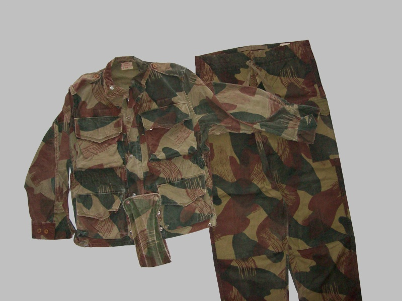 Early Belgian Denison Airborne Jacket 100_4127
