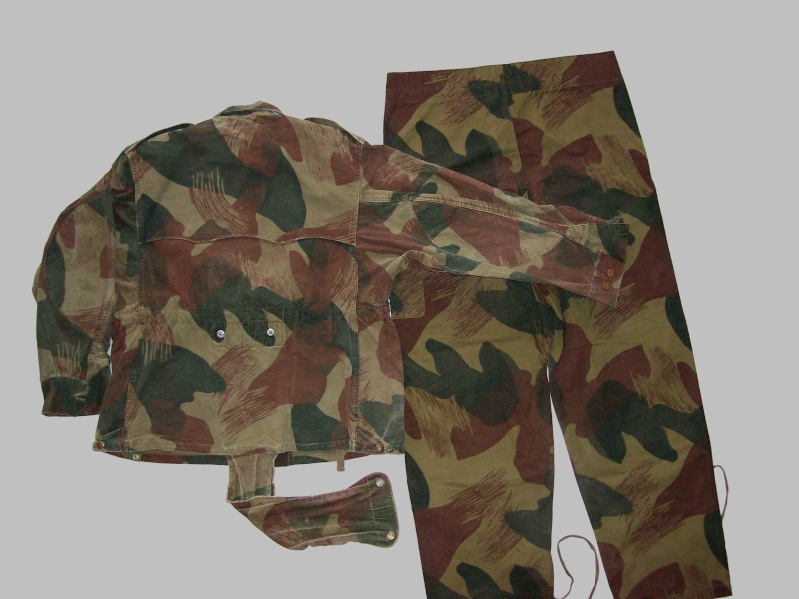 Early Belgian Denison Airborne Jacket 100_4128