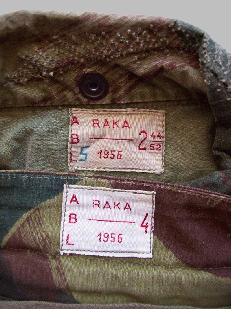 Early Belgian Denison Airborne Jacket 100_4129
