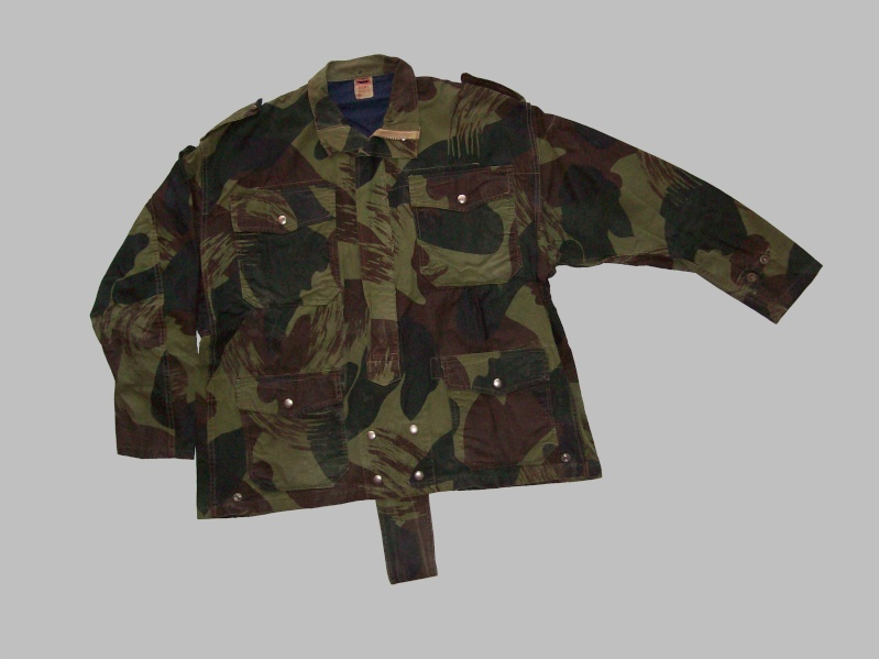Early Belgian Denison Airborne Jacket 100_4130