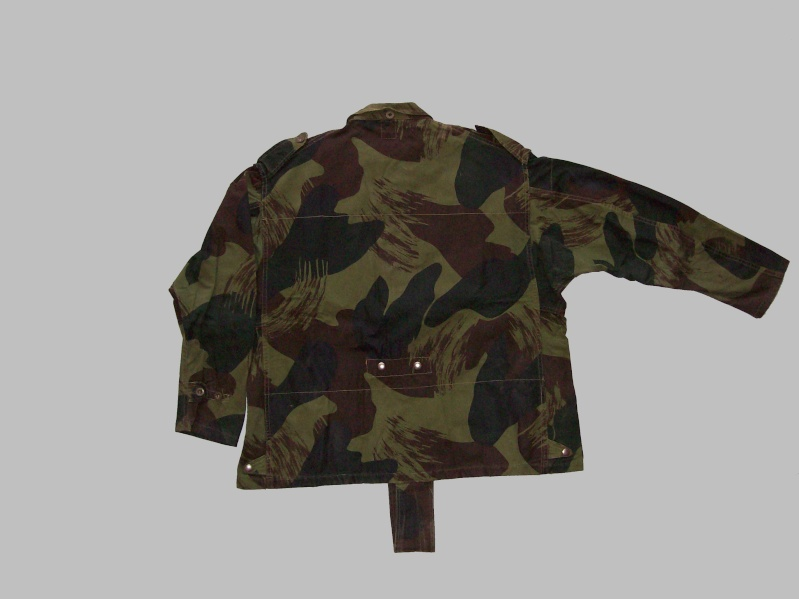 Early Belgian Denison Airborne Jacket 100_4131
