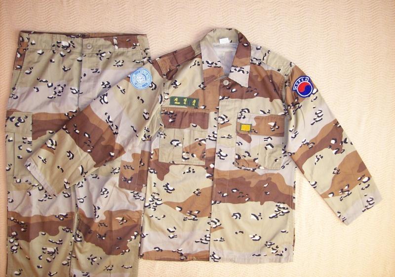 6 colour desert camouflage jacket Cora_d11