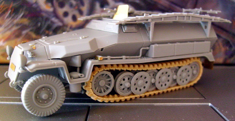 Sd.Kfz.251/7 Ausf.C 1/72 ème dragon S7300929