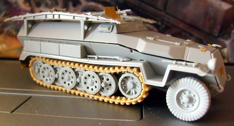 Sd.Kfz.251/7 Ausf.C 1/72 ème dragon S7300931