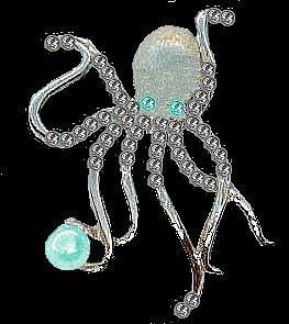 Bijoux Octopu10