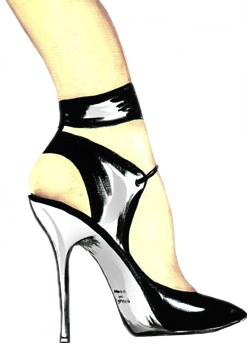 Chaussures Pied_010