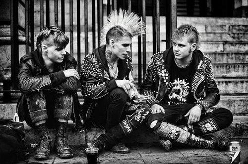 1976-2016: 40 anni di punk, tutto nacque a Londra Punk-310