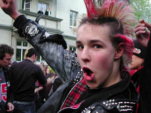 1976-2016: 40 anni di punk, tutto nacque a Londra Punk10