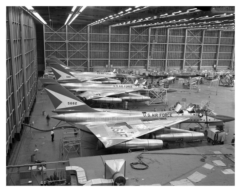 Pas-à-pas : Convair B-58 Hustler [Italeri 1/72] - Page 2 3tml10