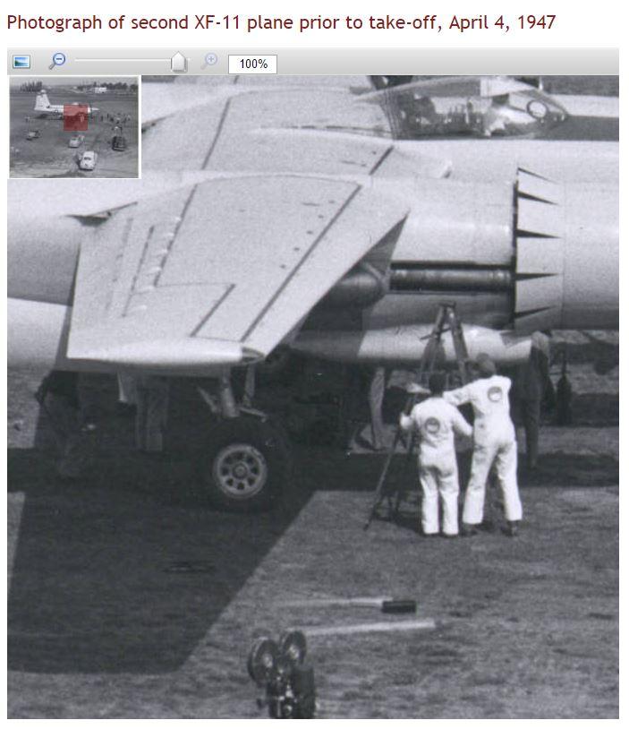 Hughes XF-11 (1/72, Anigrand) - Page 3 Bizarr10