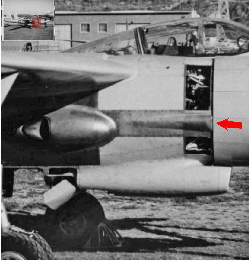 Hughes XF-11 (1/72, Anigrand) - Page 3 Bizarr11