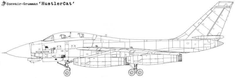 Pas-à-pas : Convair B-58 Hustler [Italeri 1/72] - Page 2 Convai11