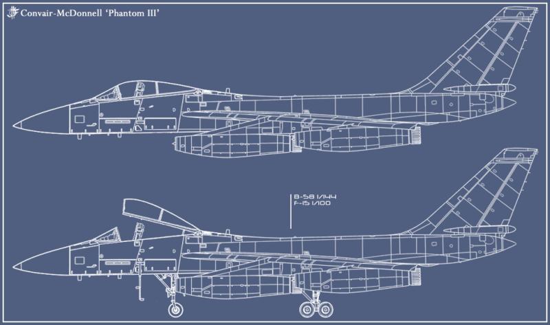 Pas-à-pas : Convair B-58 Hustler [Italeri 1/72] - Page 2 Convai12