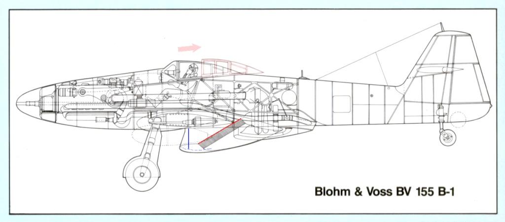 """[Special Hobby] Blohm & Voss BV 155B (V-1) """"Karawanken"""" Error_10"""