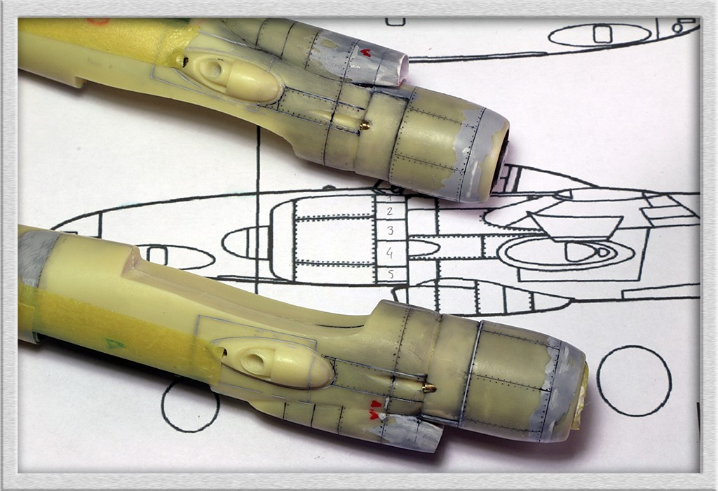 Hughes XF-11 (1/72, Anigrand) - Page 3 Img_5611