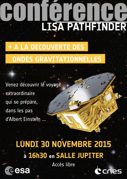 Vega VV06 (LISA Pathfinder) - 3.12.2015 Affich10