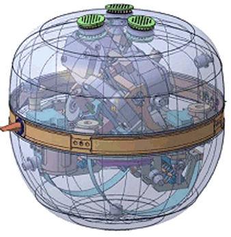 Préparation de la mission martienne InSight - Page 5 Sphere10