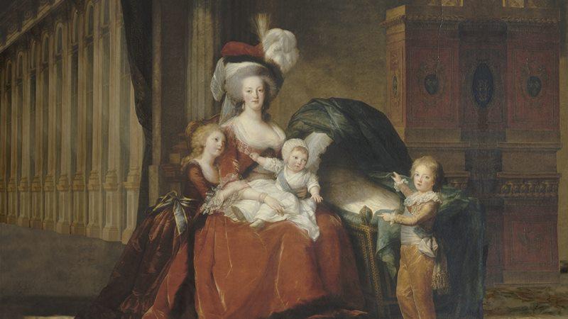 Portraits de Marie Antoinette avec ses enfants - Page 2 12368910