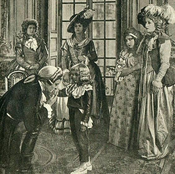 l enfant -roi - L'Enfant-Roi de Jean Kemm (1923) 12642610
