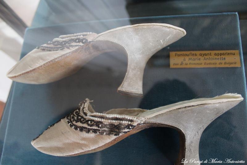 Chaussures et souliers du XVIIIe siècle 12643010