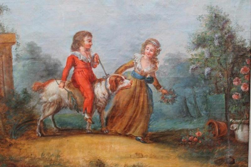 Le physique des enfants de Louis XVI et Marie-Antoinette - Page 4 12670210