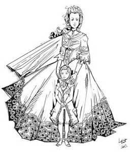 Portraits de Marie Antoinette avec ses enfants - Page 2 13947910