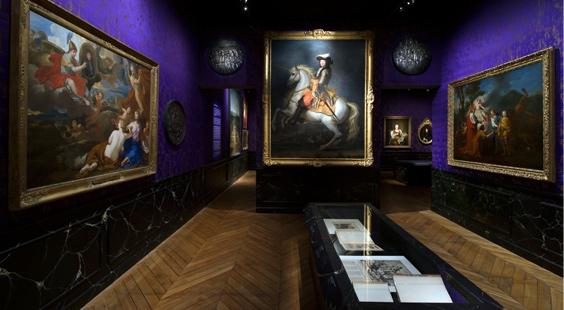 Le Roi est mort, vive le Roi !  Exposition à Versailles Imagep10
