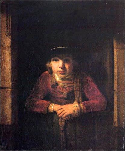 """Portraits  """" à la fenêtre """" - Page 2 Junge_10"""