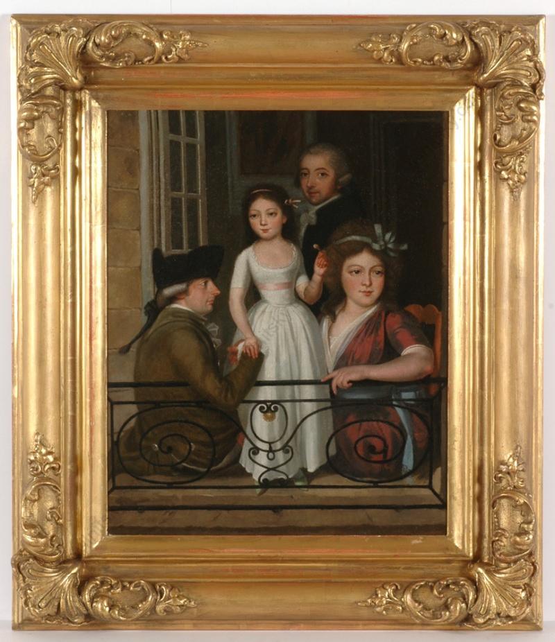 """Portraits  """" à la fenêtre """" Lemoin10"""