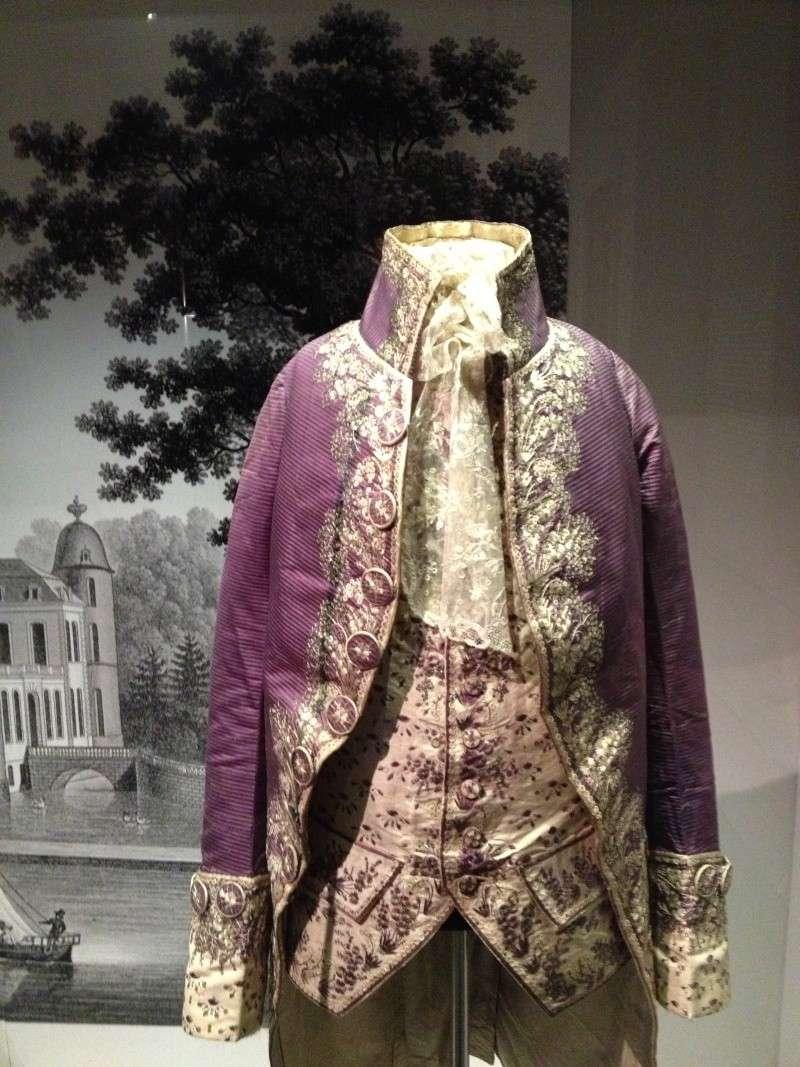 La mode et les habits masculins au XVIIIe siècle Prince10