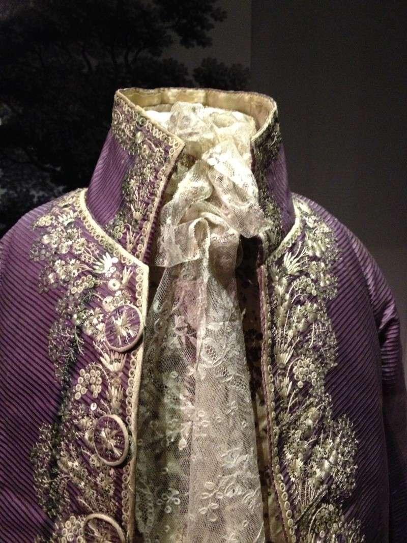 La mode et les habits masculins au XVIIIe siècle Prince11