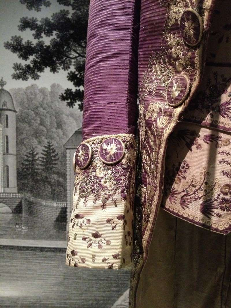 La mode et les habits masculins au XVIIIe siècle Prince13