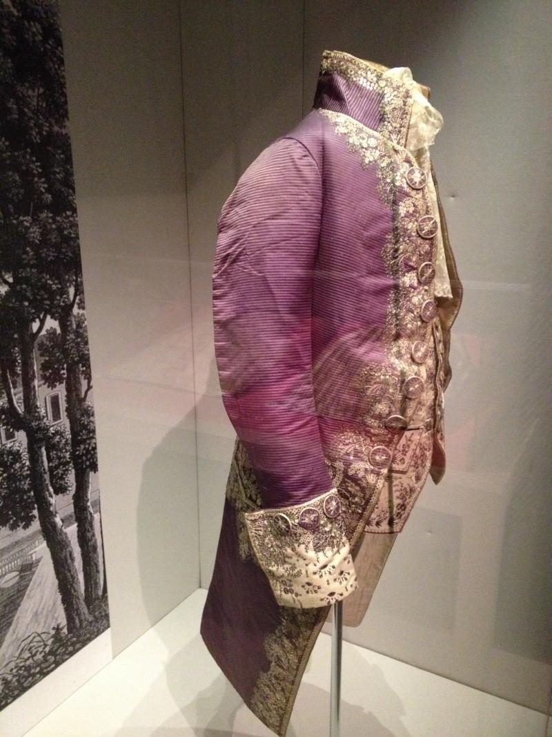 La mode et les habits masculins au XVIIIe siècle Prince14