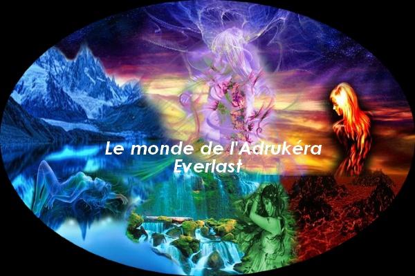 Le monde de l'Adrukéra