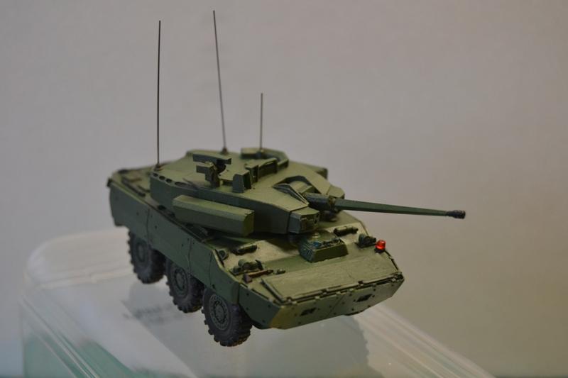Démonstrateur NEXTER  T-40 [ ADV Mini & Sharkit - 1/72°] - Page 2 Dsc_0130