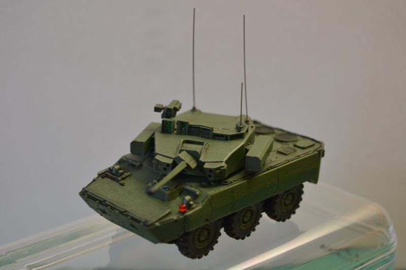 Démonstrateur NEXTER  T-40 [ ADV Mini & Sharkit - 1/72°] - Page 2 Dsc_0131
