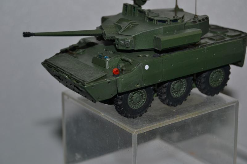 Démonstrateur NEXTER  T-40 [ ADV Mini & Sharkit - 1/72°] - Page 2 Dsc_0143