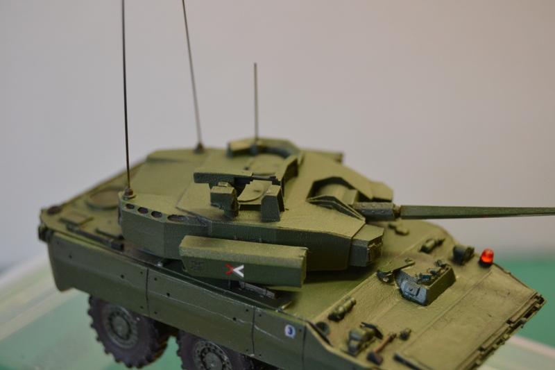Démonstrateur NEXTER  T-40 [ ADV Mini & Sharkit - 1/72°] - Page 2 Dsc_0160