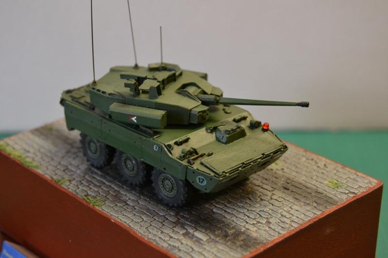 Démonstrateur NEXTER  T-40 [ ADV Mini & Sharkit - 1/72°] - Page 2 Dsc_0175