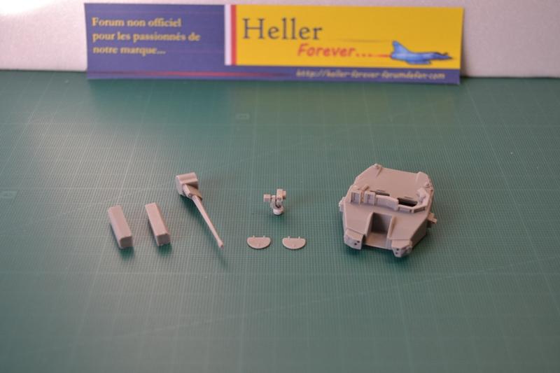 Démonstrateur NEXTER  T-40 [ ADV Mini & Sharkit - 1/72°] T40-0110