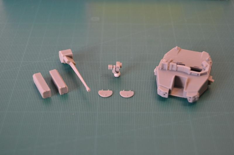Démonstrateur NEXTER  T-40 [ ADV Mini & Sharkit - 1/72°] T40-0210