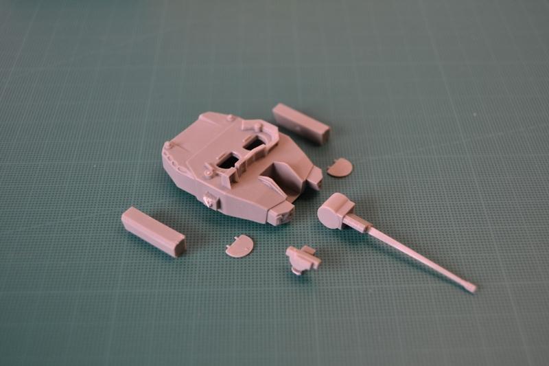 Démonstrateur NEXTER  T-40 [ ADV Mini & Sharkit - 1/72°] T40-0310