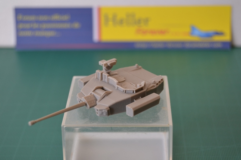 Démonstrateur NEXTER  T-40 [ ADV Mini & Sharkit - 1/72°] T40-0510