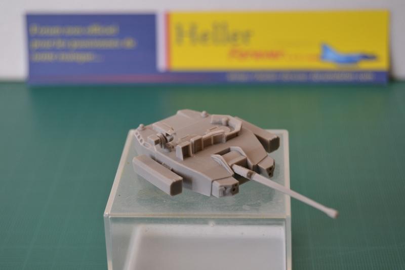 Démonstrateur NEXTER  T-40 [ ADV Mini & Sharkit - 1/72°] T40-0610