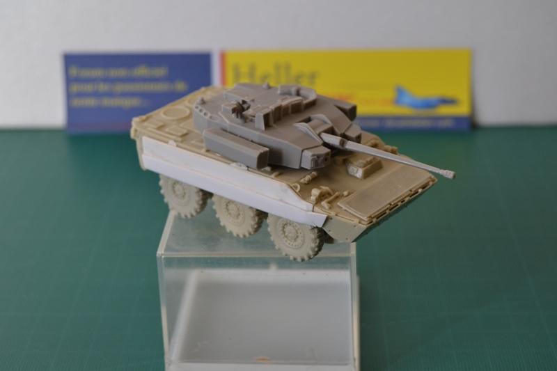 Démonstrateur NEXTER  T-40 [ ADV Mini & Sharkit - 1/72°] T40-0911