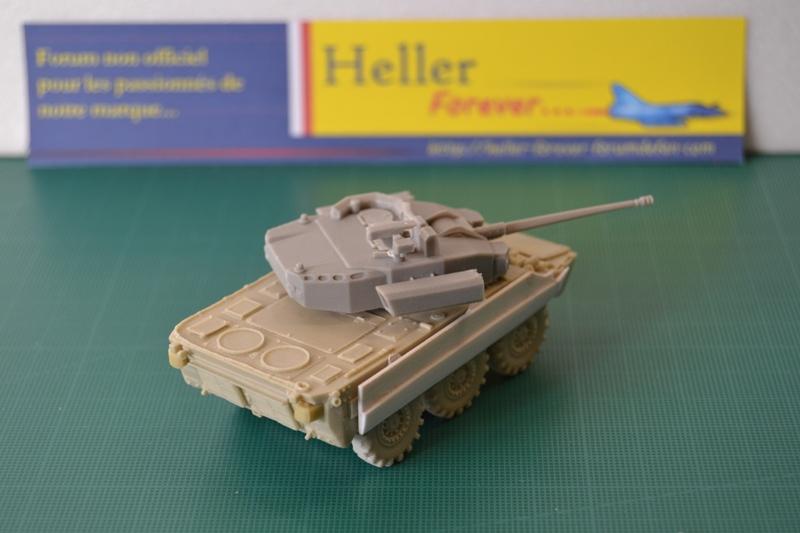 Démonstrateur NEXTER  T-40 [ ADV Mini & Sharkit - 1/72°] T40-1110