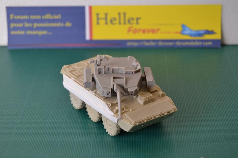 Démonstrateur NEXTER  T-40 [ ADV Mini & Sharkit - 1/72°] T40-1210