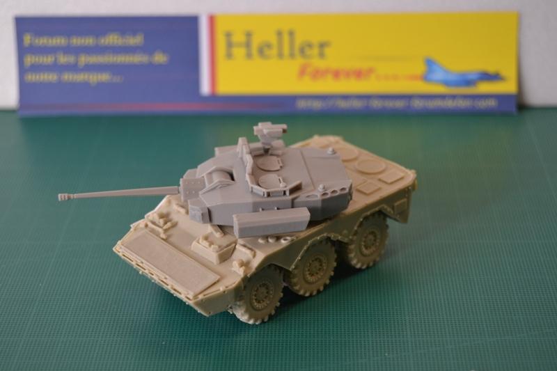 Démonstrateur NEXTER  T-40 [ ADV Mini & Sharkit - 1/72°] T40-1310