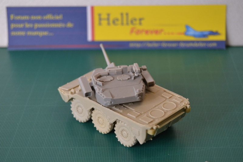 Démonstrateur NEXTER  T-40 [ ADV Mini & Sharkit - 1/72°] T40-1410