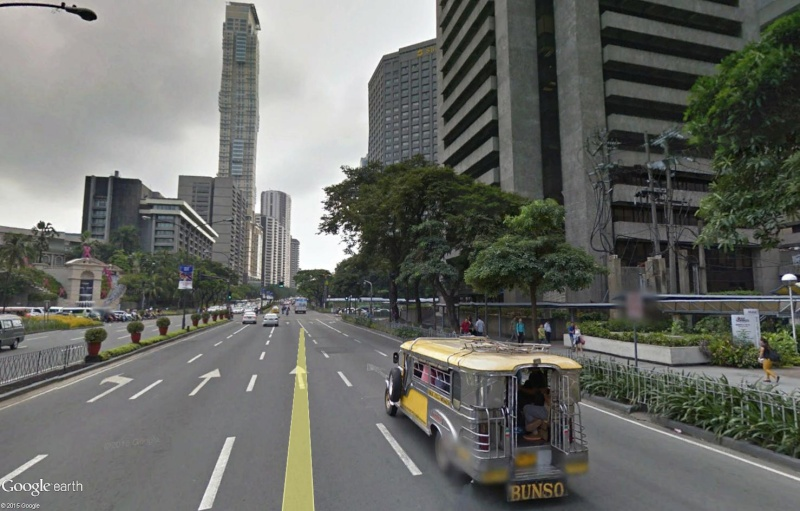 STREET VIEW : à la découverte des Jeepneys - Philippines Sans_120